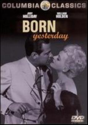 Cover image for Born yesterday