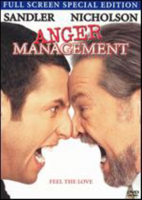 Cover image for Anger management