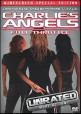 Cover image for Charlie's angels full throttle