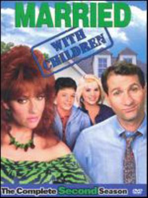 Cover image for Married with children. The complete second season