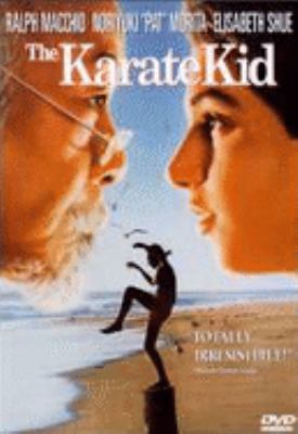 Cover image for The karate kid