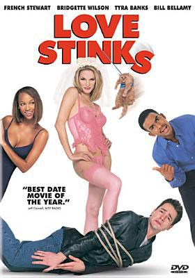 Cover image for Love stinks