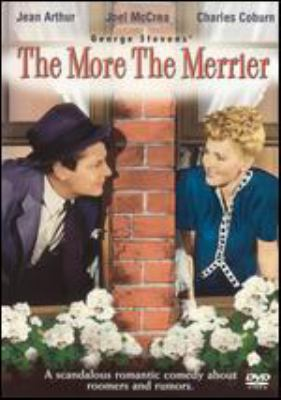 Cover image for George Stevens' The more the merrier