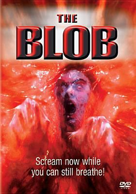 Cover image for The blob