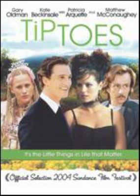 Cover image for Tiptoes
