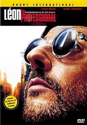 Cover image for Léon, the professional