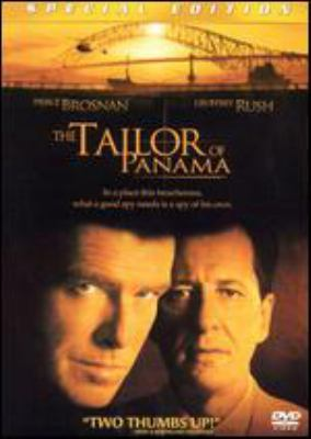 Cover image for The tailor of Panama