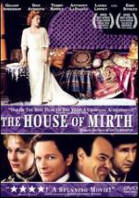 Cover image for The house of mirth