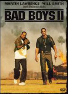 Cover image for Bad boys II