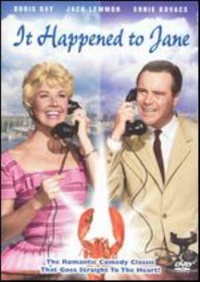 Cover image for It happened to Jane