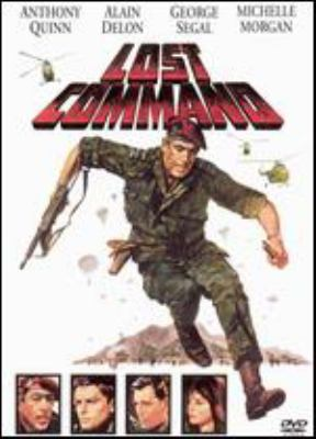 Cover image for Lost command
