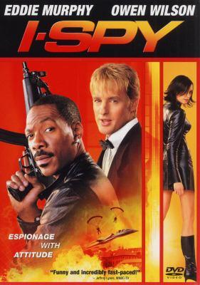 Cover image for I-spy