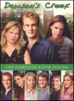 Cover image for Dawson's creek. The complete fifth season