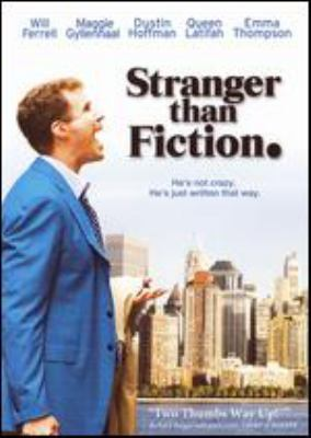 Cover image for Stranger than fiction