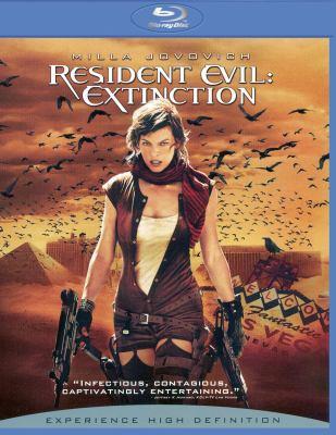 Cover image for Resident evil. Extinction
