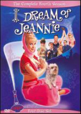 Cover image for I dream of Jeannie. The complete fourth season
