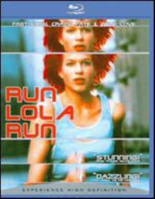 Cover image for Run Lola run