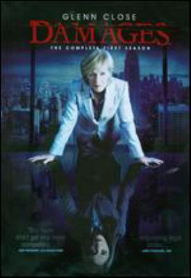 Cover image for Damages. The complete first season
