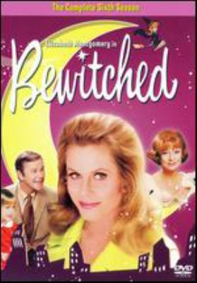 Cover image for Bewitched. The complete sixth season