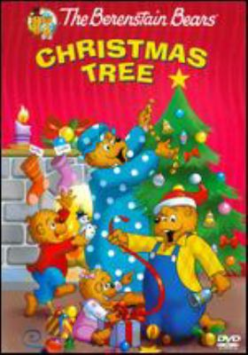 Cover image for The Berenstain Bears. Christmas tree