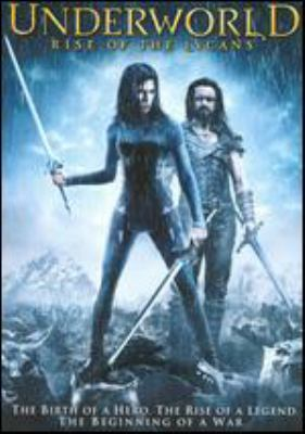 Cover image for Underworld rise of the Lycans