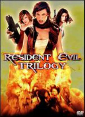 Cover image for Resident evil apocalypse