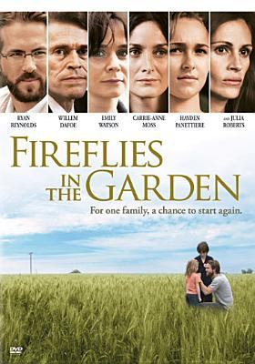 Cover image for Fireflies in the garden
