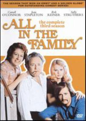 Cover image for All in the family. The complete third season