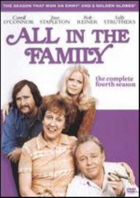Cover image for All in the family. The complete fourth season