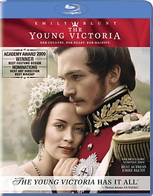 Cover image for The young Victoria
