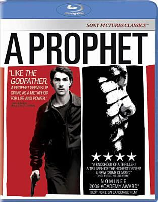 Cover image for A prophet