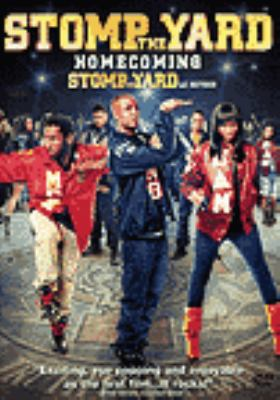 Cover image for Stomp the yard homecoming