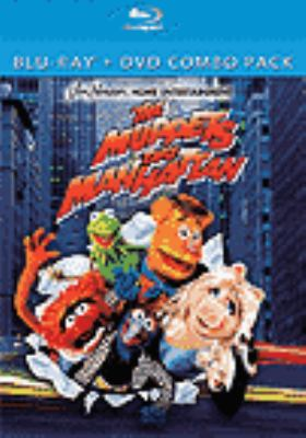 Cover image for The muppets take Manhattan Les muppets attaquent Broadway