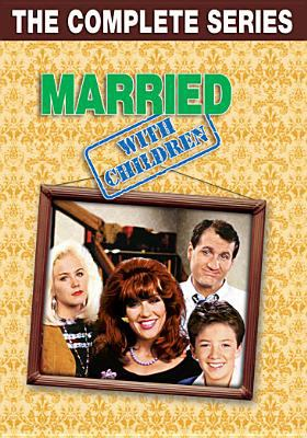 Cover image for Married with children. The complete eighth season