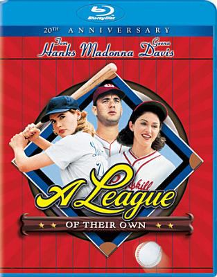 Cover image for A league of their own