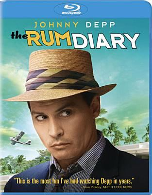 Cover image for The rum diary