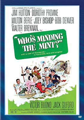 Cover image for Who's minding the mint?