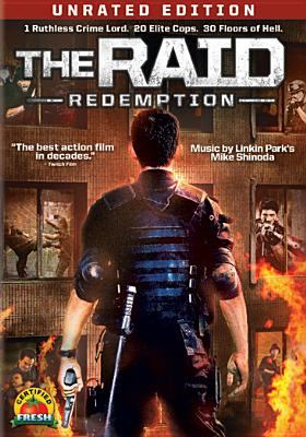 Cover image for The raid redemption