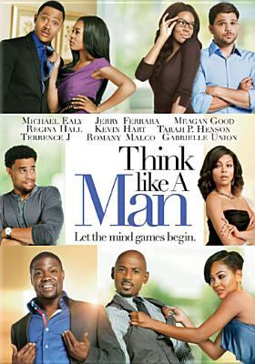 Cover image for Think like a man