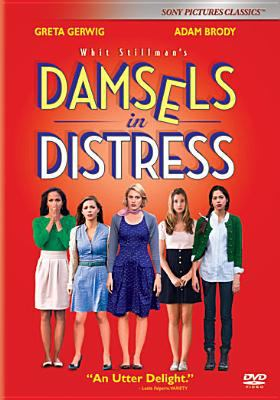 Cover image for Damsels in distress