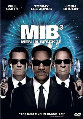 Cover image for Men in black 3