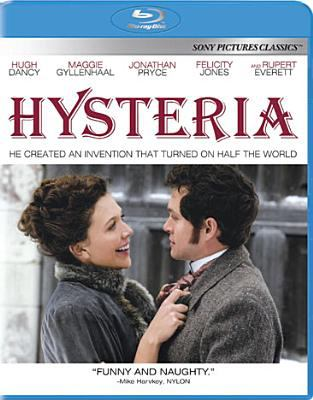 Cover image for Hysteria