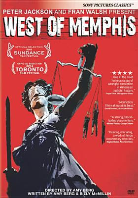 Cover image for West of Memphis
