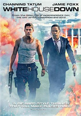 Cover image for White House down