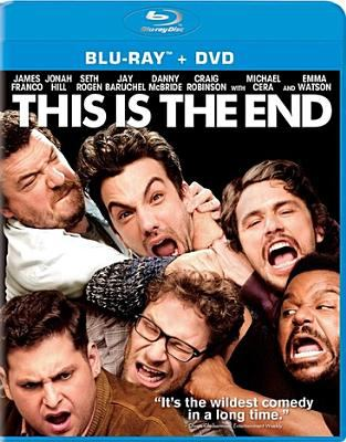 Cover image for This is the end