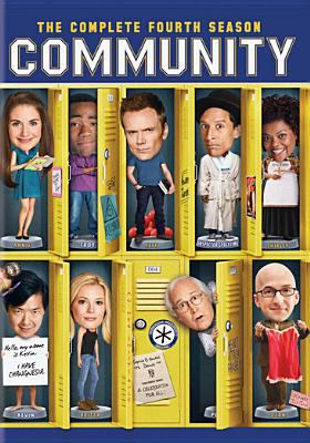 Cover image for Community. The complete fourth season