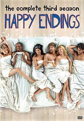 Cover image for Happy endings. The complete third season