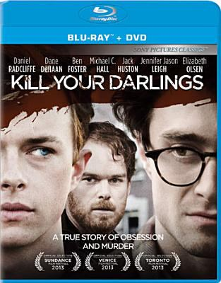 Cover image for Kill your darlings