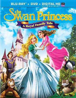 Cover image for Swan princess. A royal family tale