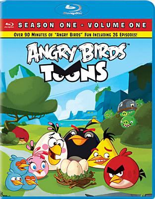 Cover image for Angry birds toons. Volume 1.